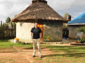 Jeremy in Kenya