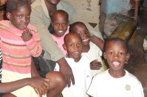 Kenyan children