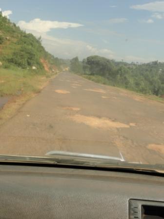 Kenya Potholes