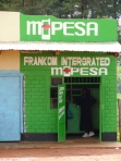 M Pesa Marketing in Kenya