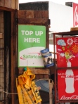 One of > 11,000 M Pesa Signs