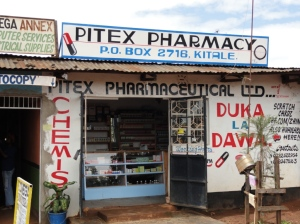 Kiminini, Kenya Pharmacy