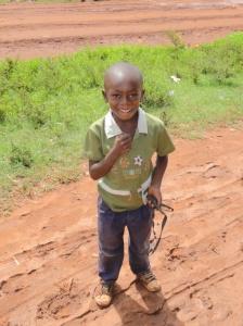 Random Kenyan boy