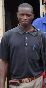 Steve Mumbwani