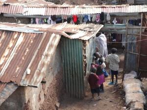 Kibera Slums