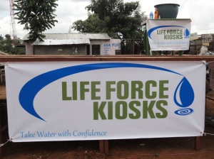 Life Force Kiosks